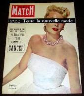 PARIS MATCH. 1950. 0076. ANGELINA DE CHEZ DIOR. GUERRE DE COREE. ANNAPURNA. FAROUK. EILEN FENTON. R. CLEMENT - Algemene Informatie