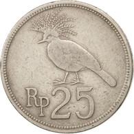 Indonésie, 25 Rupiah, 1971, , TTB, Copper-nickel, KM:34 - Indonésie