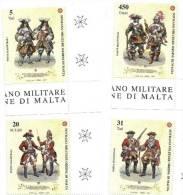 2004 - 757/60 Uniformi - Malte (Ordre De)
