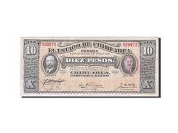 Mexico - Revolutionary, 10 Pesos, 1914, KM:S533c, 1914-02-10, TTB - Mexique