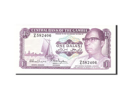 Gambia, 1 Dalasi, 1971, Undated, KM:4f, NEUF - Gambia