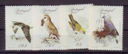 Portugal Madeira 1987 Y Fauna Animals Birds Mi No 111-14 MNH - Colonias Portuguesas Y Dependencias - Sin Clasificación