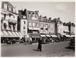 Photo Ancienne Trouville - Places