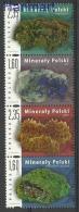 Poland 2013 Mi Vie4632-4635 MNH - Minerals - Minerals