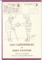 Les Cartophiles Du Pays Nantais  ! ..... ( Eliby) - Bourses & Salons De Collections