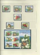 2012 MNH Alderney Year Collection, 4 Scans, Postfris** - Alderney