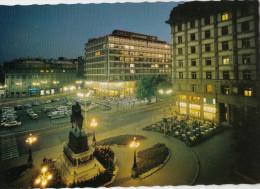 Beograd, Trg Republike Old Postcard Not Travelled Bb160129 - Serbie