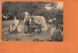 La Vie Aux Champs - La Maguette Favorite (chèvres ) Editions Le Deley - Elevage