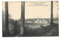Grande Trappe - Le Monastère , Vu De La Route De Mortagne - Frankrijk