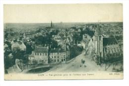 Frankrijk -  Caen Vue Generale Prise De L Abbaye Aux Dames - Caen