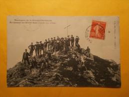 Carte Postale - Au Sommet Du Grand SOM (70/120) - Non Classés