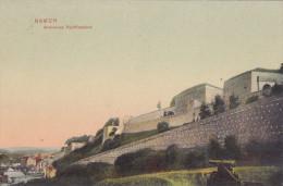 Namur - Anciennes Fortifications (colorisée, Canon, Dr Trenkler, 1912) - Namur