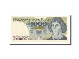 Pologne, 1000 Zlotych, 1982, 1982-06-01, KM:146c, NEUF - Pologne