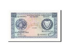 Chypre, 250 Mils, 1982, KM:41c, 1982-06-01, NEUF - Chypre