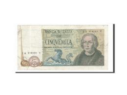 Italie, 5000 Lire, 1977, KM:102c, 1977-11-10, TB+ - 5000 Lire