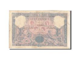 France, 100 Francs, 100 F 1888-1909 ''Bleu Et Rose'', 1889, 1889-08-05, KM:65... - 1871-1952 Antichi Franchi Circolanti Nel XX Secolo