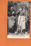 Dans Nos Campagnes - Lou Pécat De Lo Bisino (le Pêché De La Voisine) Edition De La Librairie Vertuel à Saint Céré - Folklore