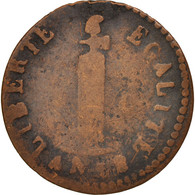 Haïti, Centime, 1841, Copper, KM:A21 - Haïti