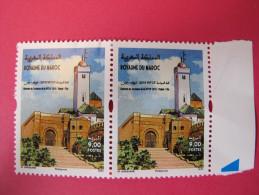 Maroc 2015 - Sommet Du Tourisme De La WTCF - Rabat Fès - Paire ** - Maroc (1956-...)