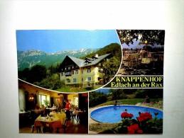 Knappenhof Edlach An Der Rax, Austria - Raabs An Der Thaya