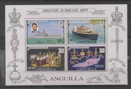 ANGUILLA   Timbres Neufs ** De 1977  (ref3236 )  Elisabeth II - Anguilla (1968-...)