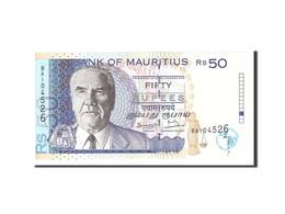 Mauritius, 50 Rupees, 1998, Undated, KM:43, NEUF - Mauricio