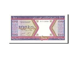 Mauritanie, 100 Ouguiya, 1996, 1996-11-28, KM:4h, NEUF - Mauritanie