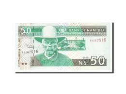 Namibia, 50 Namibia Dollars, 1999, Undated, KM:7a, NEUF - Namibie