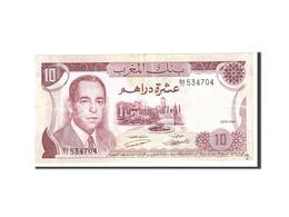 Maroc, 10 Dirhams, 1970, 1970, KM:57a, TTB - Maroc