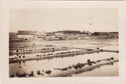 Photo Mars 1918 Secteur GUERANDE, SAINT-NAZAIRE - Marais Salant (A132, Ww1, Wk 1) - Ohne Zuordnung