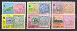 Trinidad & Tobago 1979 Stamp Centenary 6v ** Mnh (26988) - Trinidad En Tobago (1962-...)