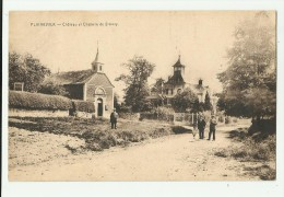Plainevaux   *  Chateau Et Chapelle De Strivay - Neupré