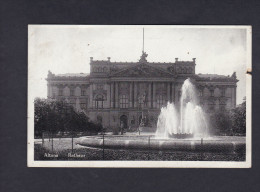 AK Altona Rathaus ( P.W. Hirsch) - Altona