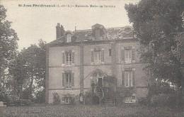 CENTRE - 41 - LOIR ET CHER - SAINT JEAN FROIDMENTEL - Maison Du Maitre De Verrerie - Otros Municipios