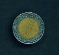 MEXICO  -  2004  $1  Circulated Coin - Mexico