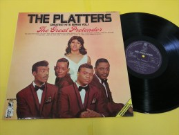 "The Platters""33t Vinyle""Greatest Hits Series Vol.1 - Soul - R&B"