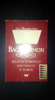Boîte De Cigares Avec Un étui (vide) BACKGAMMON - Cigar Cases