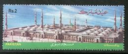 Pakistan 1999 Eid-Ul-Fitr Religion Mosuqe Islam Architecture Sc 942 MNH # 1643 - Islam