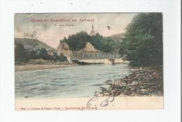 GIESSHUBL SAUERBRUNN BEI KARLSBAD (KARLOVY VARY) ST ANNA KAPELLE 4931 - Tchéquie