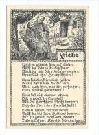Liebe 1922 - Cartes Postales