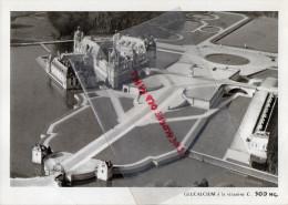 60 - CHANTILLY - BELLE PHOTOGRAPHIE ORIGINALE DU CHATEAU - LABORATOIRES CLEVENOT -NOGENT SUR MARNE - Photos