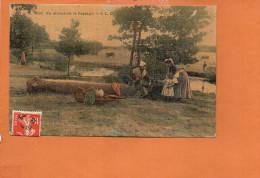 En Attendant Le Passeur Edition J.L.C. - Folklore
