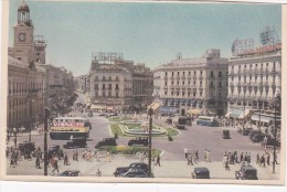 Spain Madrid Puerta Del Sol - Madrid
