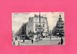 C2901 - BRUXELLES - Place De LOUVAIN - Plätze