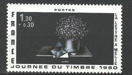 "FR YT 2078 "" Journée Du Timbre "" 1980 Neuf** - Unused Stamps"