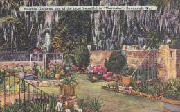 Georgia Savannah Brownie Gardens One Of The Most Beautiful In Wo