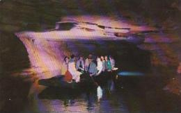 Kentucky Mammoth Cave National Park Echo River 360 Feet Undergro
