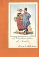 """Illustrateur Jean DROIT - Les Vieilles Provinces De France - """"L´AUNIS """" Edité Par Les Farines Jammet - Droit"""