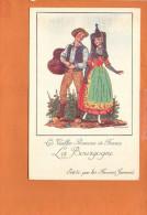 """Illustrateur Jean DROIT - Les Vieilles Provinces De France - """"La Bourgogne """" Edité Par Les Farines Jammet - Droit"""