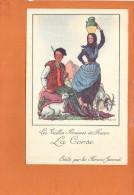 """Illustrateur Jean DROIT - Les Vieilles Provinces De France - """"La CORSE """" Edité Par Les Farines Jammet - Droit"""